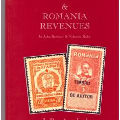 CATALOG SPECIALIZAT DE MARCI POSTALE-ROMANIA-BULGARIA