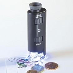 Zoom Mikroskop avec LED - marire 60 x-100 x
