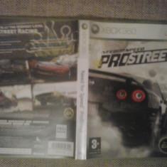 Need for Speed Pro Street - NFS - Joc XBOX 360 ( GameLand ) - Jocuri Xbox 360, Curse auto-moto, 12+, Multiplayer