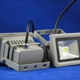Proiector 12 volti LED SMD 10w alimentare 12v - Corp de iluminat, Proiectoare