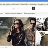 Vand site magazin online parfumuri