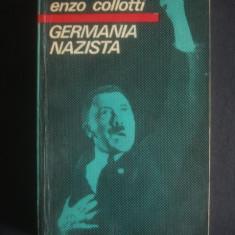 ENZO COLLOTTI - GERMANIA NAZISTA - Istorie
