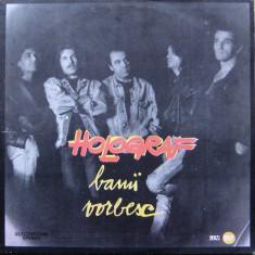 Holograf – Banii Vorbesc (LP - Romania - VG) - Muzica Rock electrecord, VINIL