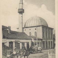 TURTUCAIA, GIAMIA SULTAN AMED, CIRCULATA JUN. 1938 - Carte Postala Dobrogea dupa 1918, Printata