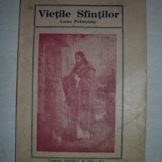 Vietile Sfiintilot, luna Febuarie, 1938 - Vietile sfintilor