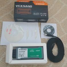VXDIAG VCX NANO pentru Jaguar  si Land Rover cu JLR Software V154