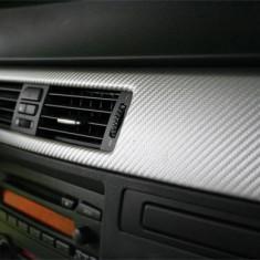 Folie carbon transparenta 1 X 1.5M - Folii Auto tuning