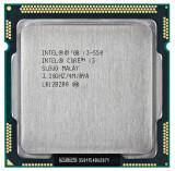 Procesor Intel i3-550 3.20GHZ 4MB cache socket FCLGA1156 (BO), Intel Core i3, 2