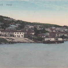 TURTUCAIA, PORTUL - Carte Postala Dobrogea 1904-1918, Necirculata, Printata