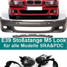 Bara fata BMW E39 M5 PDC SRA + set proiectoare, 5 (E39) - [1995 - 2003]