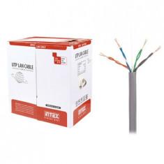INTEX cablu UTP retea CAT5E 305M IT-305ME - Cablu retea
