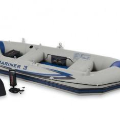 Barca Intex Mariner 3+ vasle +pompa - Barca Pescuit
