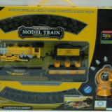 Set tren cu sunete si lumini - Trenulet