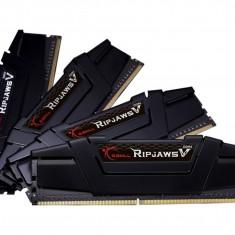 Memorie G.Skill Ripjaws V, DDR4, 64 GB, 3400 MHz, CL16, kit - Memorie RAM