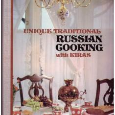 CARTE DE BUCATE-RUSIA-RETETE TRADITIONALE - Carte Retete culinare internationale