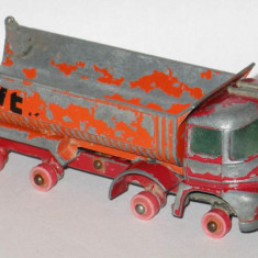 Matchbox King Size - Hoveringham Tipper Truck - Macheta auto Alta