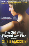 THE GIRL WHO PLAYED WITH FIRE. MILLENNIUM II - Stieg Larsson (in limba engleza)