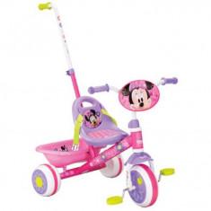 Tricicleta Minnie - Tricicleta copii, 2-4 ani, Fata, Altele