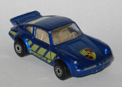 Matchbox - Porsche Turbo foto