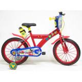 Bicicleta Denver Mickey Mouse 16' - Bicicleta copii, Numar viteze: 1