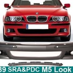 Bara M5 look BMW E39 cu SRA si PDC ( 9/95-6/03 ) - Bara Fata Tuning Diederichs, 5 (E39) - [1995 - 2003]