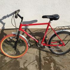 105 Bicicleta copii Pegasus second-hand, Germania R20, 14 inch, Numar viteze: 3