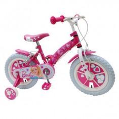 Bicicleta Barbie 14' STAMP - Bicicleta copii Stamp, Numar viteze: 1