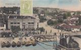 DOBROGEA  TURTUCAIA   PORTUL  DRUMUL   SPRE  PORT  ANIMATA  TCV  CIRCULATA  1928