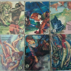 SIMBAMUENNI - ROMULUS BARBULESCU { C. CLUBUL TEMERARILOR 7 } - Carte de aventura