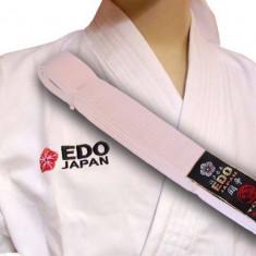 Karategi Edo Toso (cu centura)*Bumbac*Alb*100 cm - Taekwondo