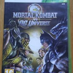 JOC XBOX 360 MORTAL KOMBAT vs. DC UNIVERSE ORIGINAL PAL / by DARK WADDER - Jocuri Xbox 360, Sporturi, 16+, Multiplayer