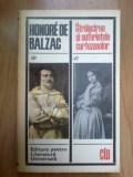 Z1 Honore de Balzac - Stralucirea si suferintele curtezanelor, 1968
