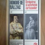 Z1 Honore de Balzac - Stralucirea si suferintele curtezanelor - Roman, Anul publicarii: 1968