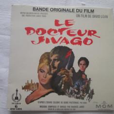 Bande originale du film Le Docteur Jivago _ vinyl (7