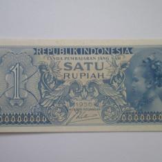 Indonezia.1 rupiah.1956.UNC - bancnota asia