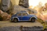 Macheta / jucarie masinuta metal - VW 1300 - Maisto ( decor, colectie, 7cm ) #22, 1:64