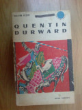 g2 Walter Scott - Quentin Durward