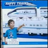 Tren Happy Train cu sine