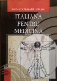 LIMBA ITALIANA PENTRU MEDICINA - Nicoleta Presura-Calina