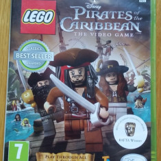 JOC XBOX 360 DISNEY LEGO PIRATES OF THE CARIBBEAN ORIGINAL PAL / by DARK WADDER - Jocuri Xbox 360, Actiune, 3+, Multiplayer