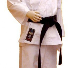 Karategi Edo Aki (fara centura)*Bumbac*Negru*110 cm - Taekwondo