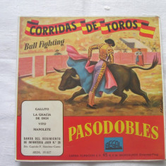 Coridas De Toros (pasodobles) _ vinyl(7