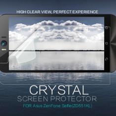Folie Asus Zenfone Selfie ZD551KL Transparenta by Nillkin - Folie de protectie Asus, Lucioasa