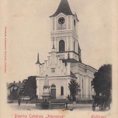 FALTICENI, BISERICA CATEDRALA