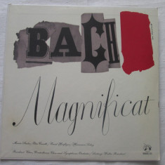 Bach - Magnificat in D major _ vinyl(10