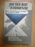 n8 Durere si eroism. Dupa zguduitoarea noapte din 4 martie 1977