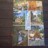 R.S.R. - SOVEJA - COMPLEXUL DE ODIHNA SI TRATAMENT AL U.G.S.R.- CIRCULATA - Carte Postala Moldova dupa 1918, Fotografie
