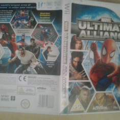 Marvel Ultimate Alliance - Joc Wii (GameLand ) - Jocuri WII, Role playing, 3+, Multiplayer