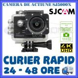CAMERA DE ACTIUNE SPORT SJ5000X ELITE, ULTRA HD 4K, 12 MPX, ACCESORII DE FIXARE, Card de memorie, CMOS, SJCAM