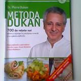 Dr. Pierre Dukan - Metoda Dukan, vol. 2, 700 retete (exp 5 lei/gratuit) - Carte Retete traditionale romanesti